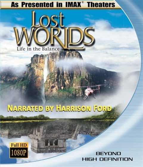 Picture of IMAX - Lost Worlds