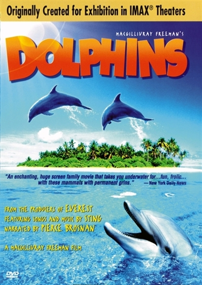 Picture of IMAX - Dolphins