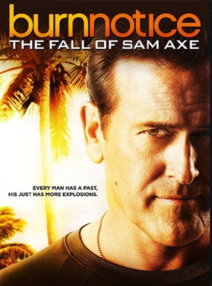 Picture of Burn Notice The Fall of Sam Axe