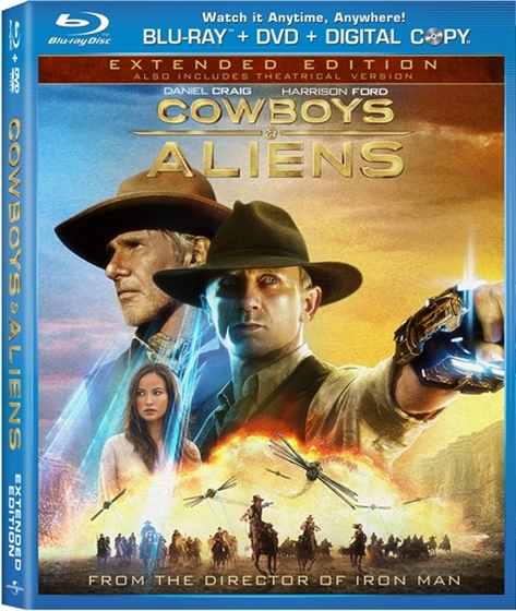 Picture of Cowboys And Aliens
