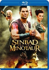 Picture of Sinbad and the Minotaur