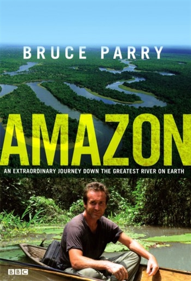 Picture of Amazon with Bruce Parry 3D