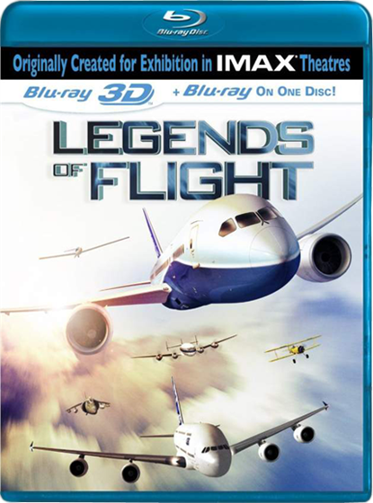 Picture of Imax Legends of Flight 3D