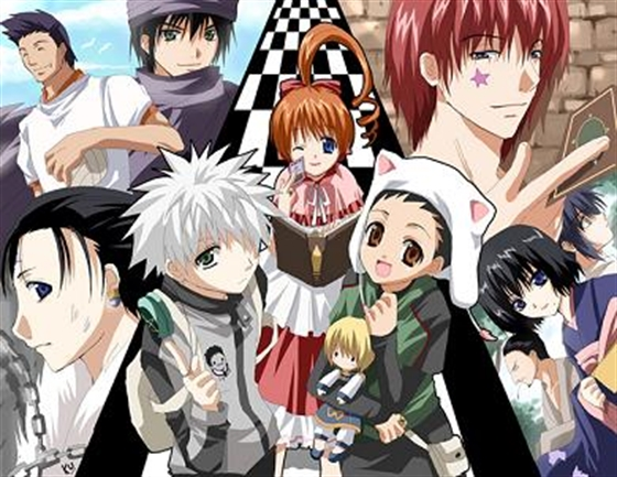 Picture of Hunter x Hunter Greed Island