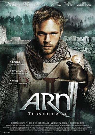 Picture of Arn The Knight Templar 3D