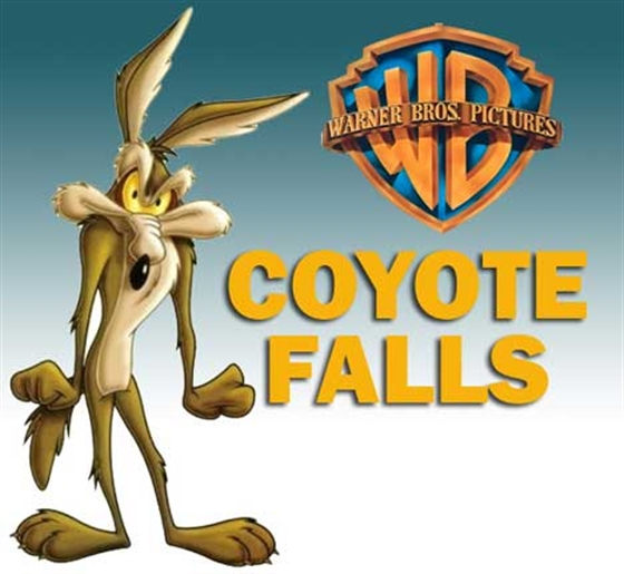 Picture of Looney Tunes Coyote Falls 3D (2010) - SBS