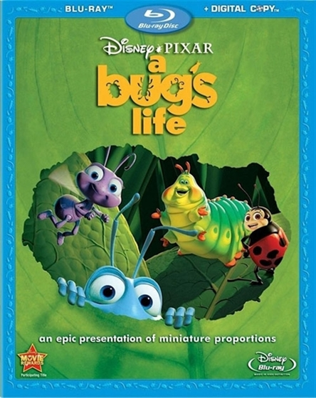 Picture of A Bug's Life