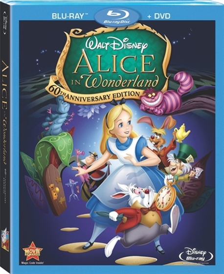 Picture of Alice In Wonderland (1951) Bluray