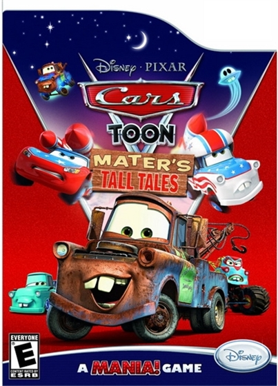 Picture of Cars Toon Maters Tall Tales