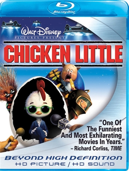 Picture of Chicken Little