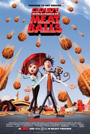 Picture of Cloudy With A Chance Of Meatballs