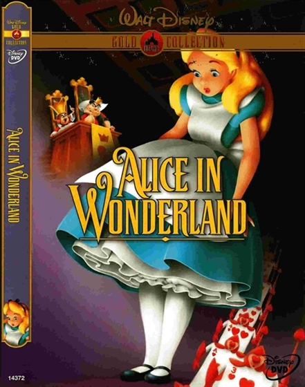 Picture of Alice In Wonderland - مدبلج DVD