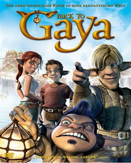 Picture of Back to Gaya - مدبلج