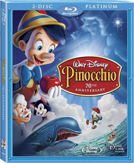 Picture of Pinocchio (1940)