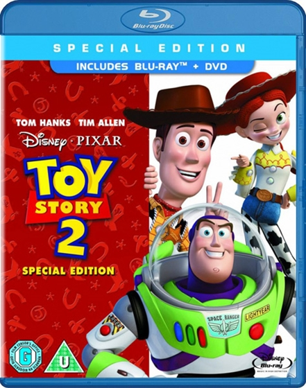 Picture of Toy Story Part2 (1999)