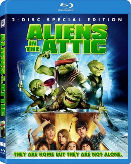 Picture of Aliens in the Attic