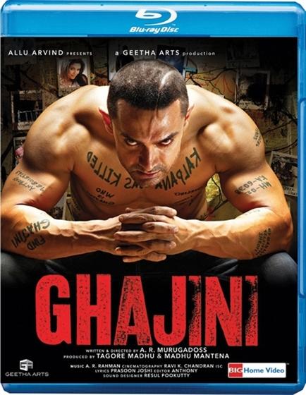 Picture of Ghajini