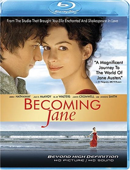 Picture of Becoming Jane