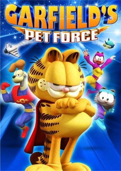 Picture of Garfield's Pet Force