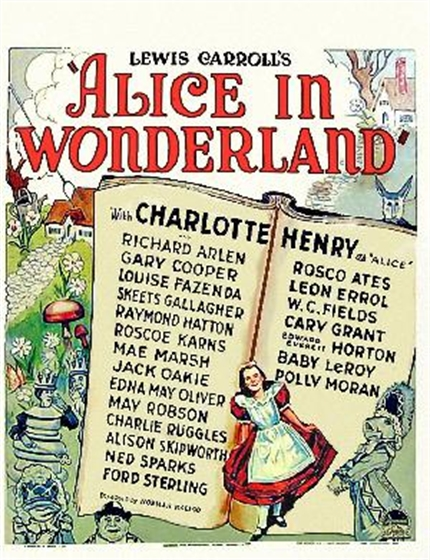 Picture of Alice in Wonderland (1985) Part2