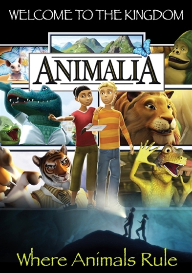 Picture of Animalia Welcome To The Kingdom