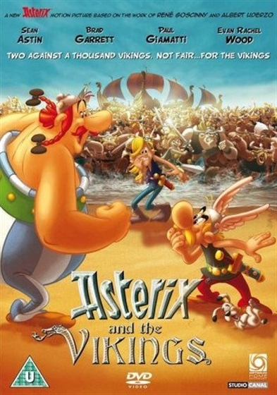 Picture of Asterix and the Vikings [2006]