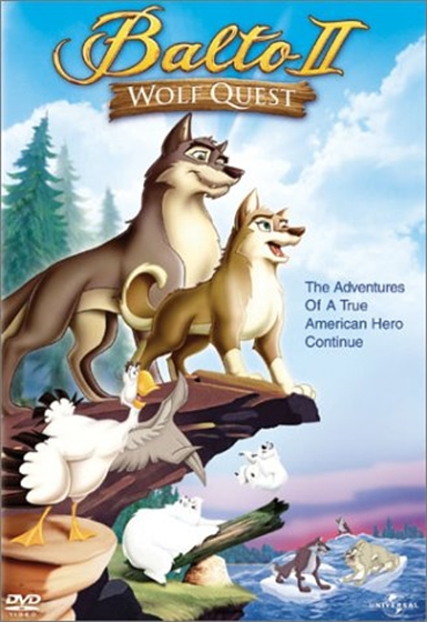 Picture of Copy of Balto Part2 (2002)