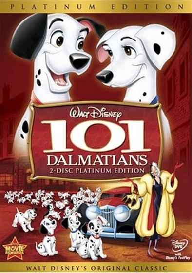 Picture of 101 Dalmations