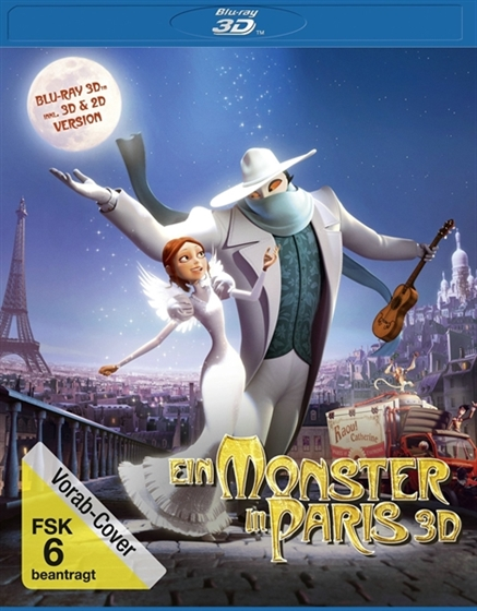 Picture of A Monster In Paris (2011)
