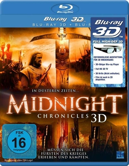 Picture of Midnight Chronicles 3D