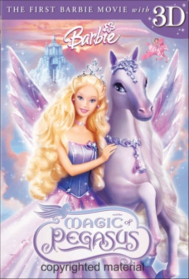 Picture of Barbie And The Magic Of Pegasus (2005)