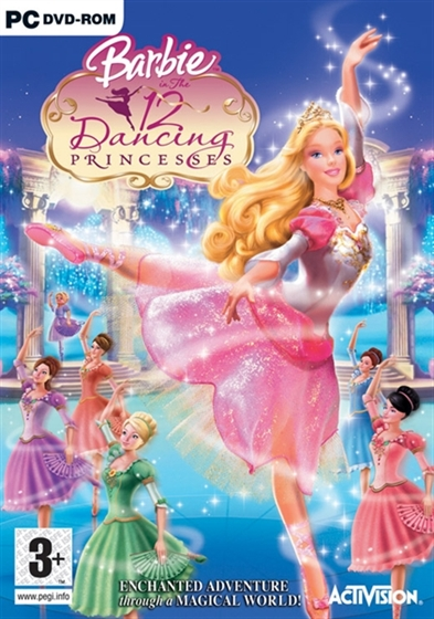 Picture of Barbie In the 12 Dancing Princesses