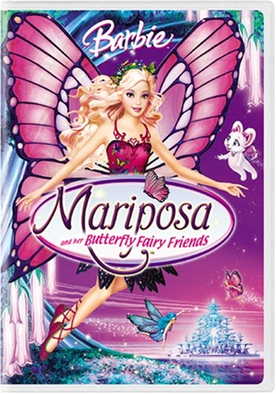 Picture of Barbie Mariposa