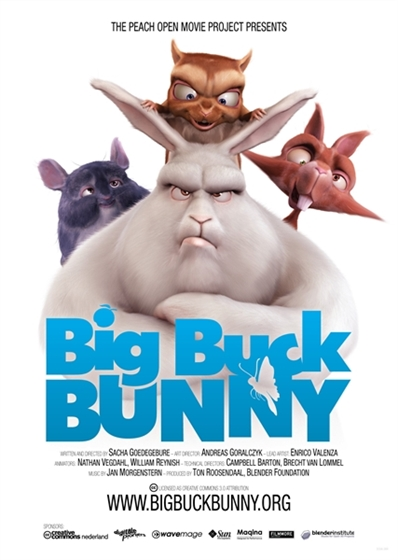 Picture of Big Buck Bunny