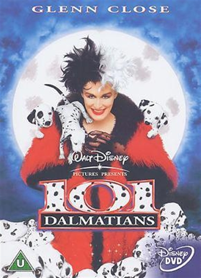 Picture of 101 DALMATIONS THE MOVIE