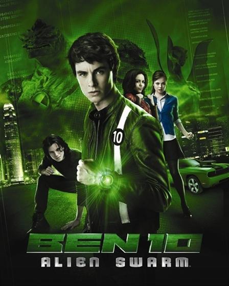 Picture of Ben 10 Alien Swarm (2009)