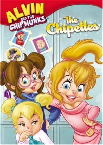 Picture of Alvin And The Chipmunks The Chipettes