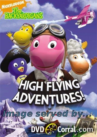 Picture of Backyardigans High Flying Adventures