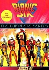 Picture of Bionic Six Entire Series