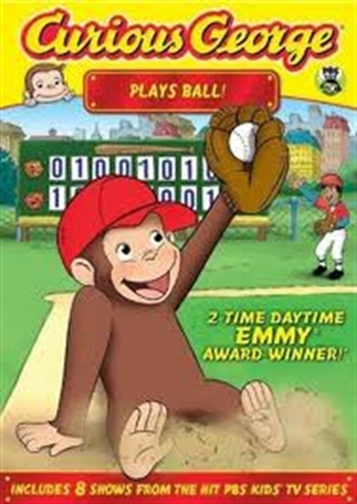 Picture of Curious George Plays Ball