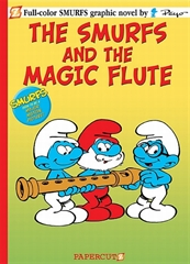 Picture of The Smurfs The Magic Flute Movie