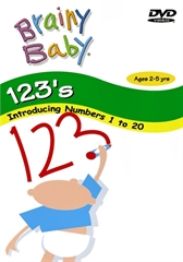 Picture of Brainy Baby - 123