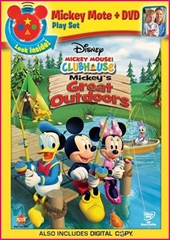 Picture of Mickey Mouse Clubhouse Mickey's Great Outdoors 2011
