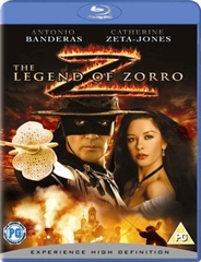 Picture of The Legend Of Zorro
