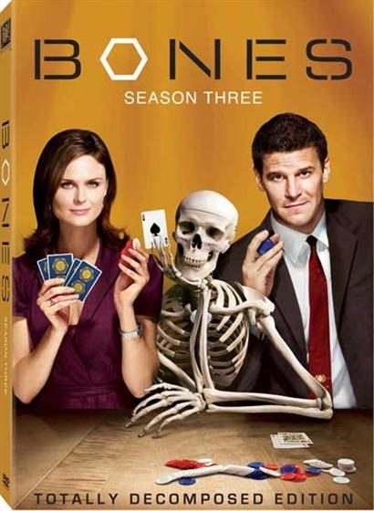 Picture of Bones Season3