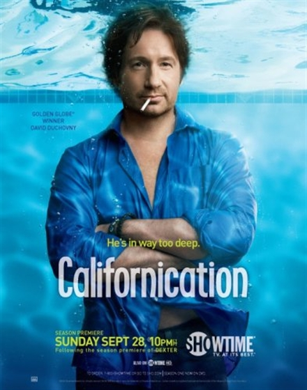 Picture of Californication - Season3 [Bluray]