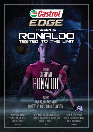 Picture of Castrol Edge Cristiano Ronaldo Tested to the Limit