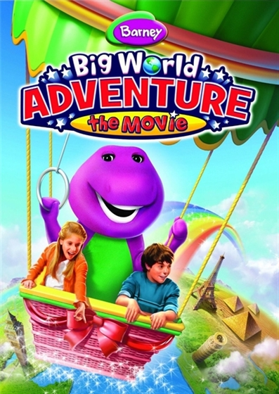 Picture of Barney Big World Adventure