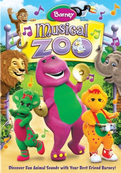 Picture of Barney Riff's Musical Zoo