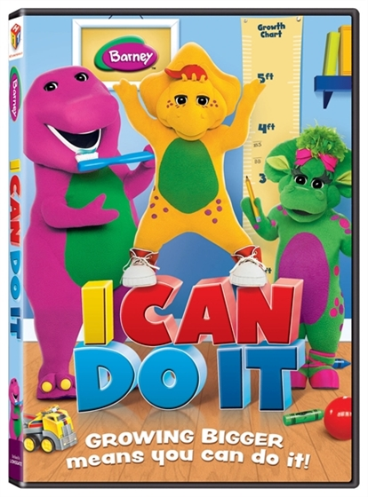 Picture of Barney I Can Do It (2011)